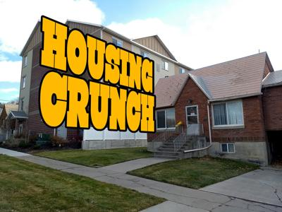 Housing Crunch illustration