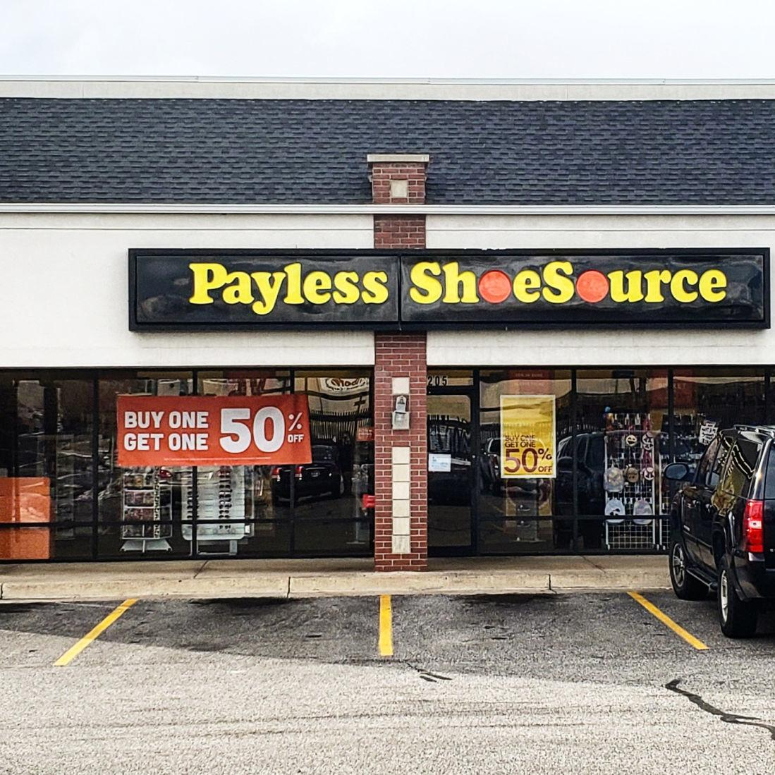Payless ShoesSource may file bankruptcy in coming week, closing 2,300 stores