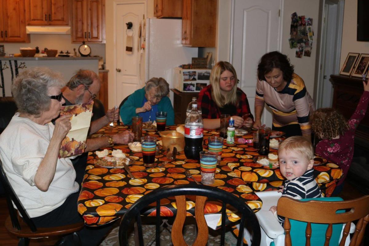 'It's just not the same': Logan woman lost mom, grandpa to COVID-19