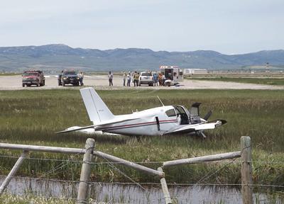 Montpelier plane crash
