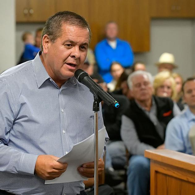 Shoshone Chairman Parry announces run for 1st Congressional District