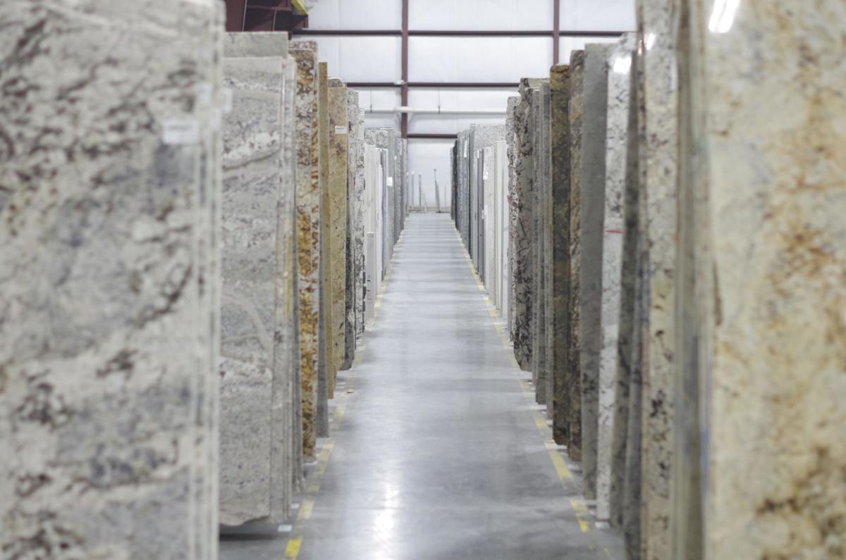 Stone Cold Success Tremonton S Valley View Granite Works