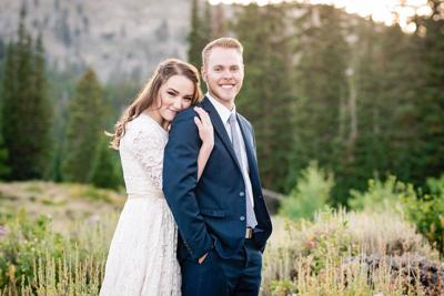 Harold-Checketts wedding