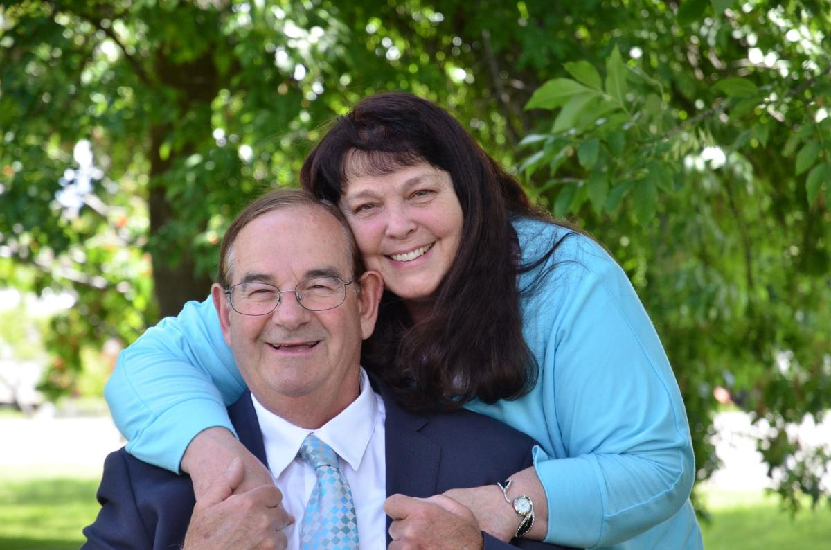 Garth and Gayle Porter - 50th Anniversary