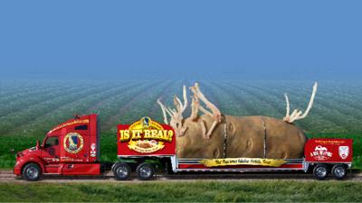 Big Idaho Poato Truck