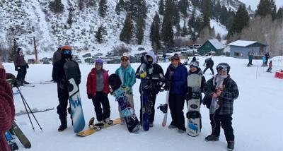 Pinecreek Skiing