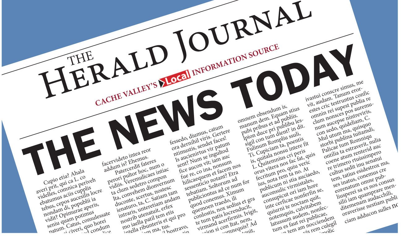 Cache Valley, state and national news | Cache Valley's Daily Newspaper