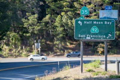 Highway 92 at Skyline Boulevard
