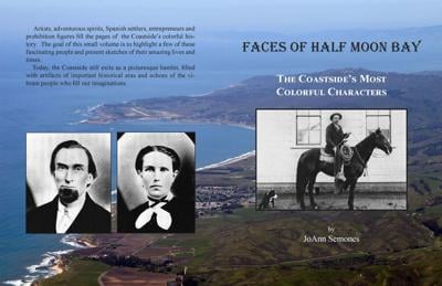 Faces of Half Moon Bay