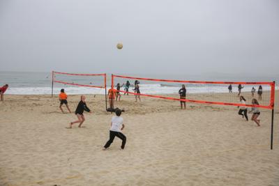 Image- Beach volleyball