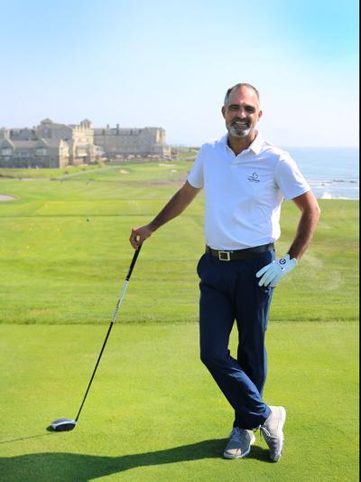 New Golf Pro Anthony Maestrini