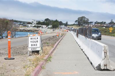 Surfer's Beach work expected through June | Local News