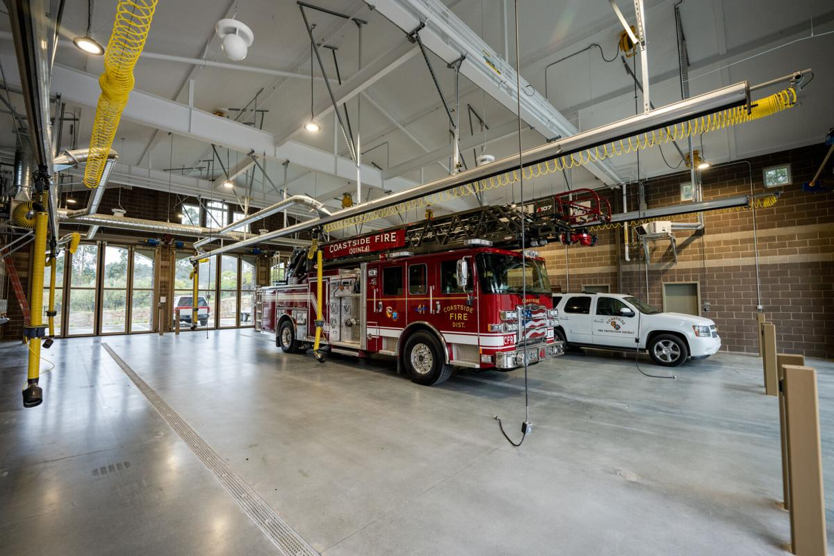 Fire Station 41 Bay