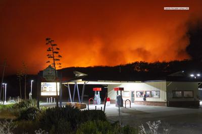 image-gazos creek fire