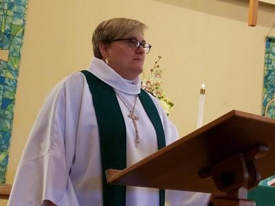 Rev. Sue Holland