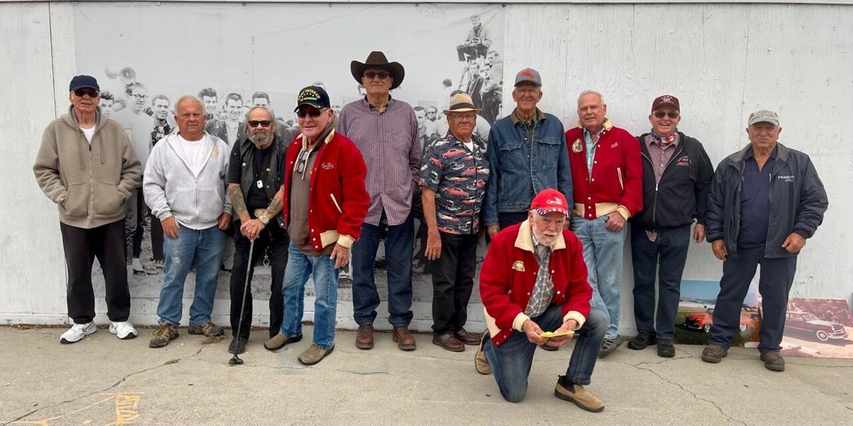 Coast Riders stage photo