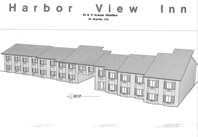Image- Harbor view inn plans