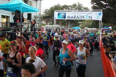 Half Moon Bay International Marathon