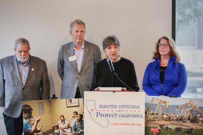 image- officials unite against climate change