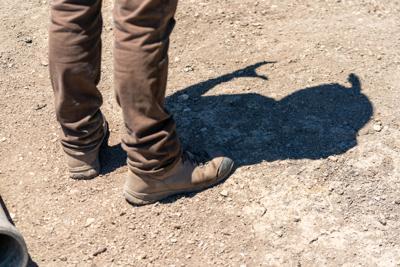 Cole Mazariegos-Anastassiou discuss drought