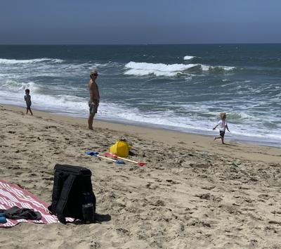 Coast is slowly reopening