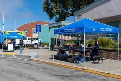 HMB HS Evacuation Center