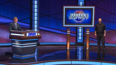 Jared Wilke on Jeopardy