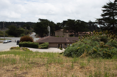 Image- Moss Beach housing