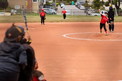 Angels play the Marlins in Pacifica