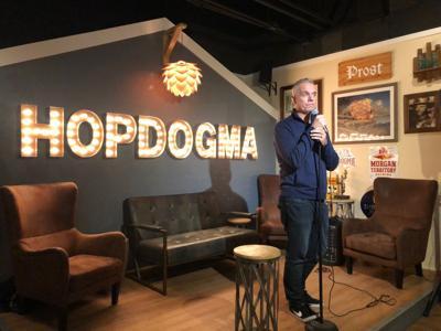 Comedy Sharks at Hop Dogma