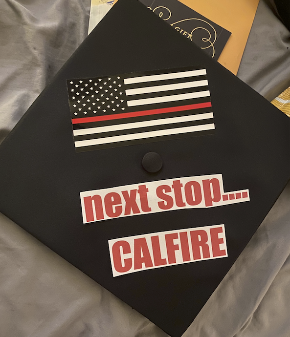 A career as a firefighter