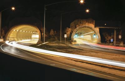 Devil's Slide tunnels to close