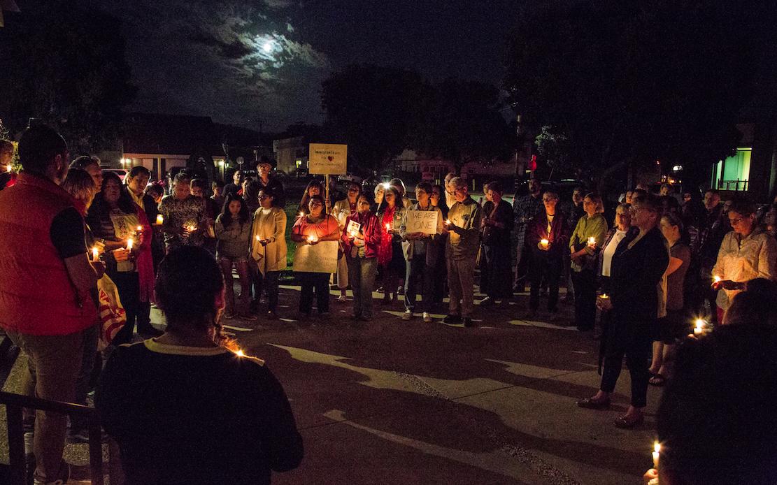 Vigil in HMB