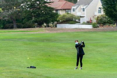 HMBHS Girls tees off with El Camino