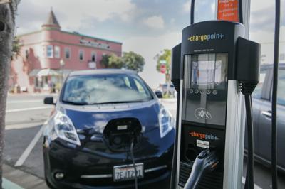 image - EV cars