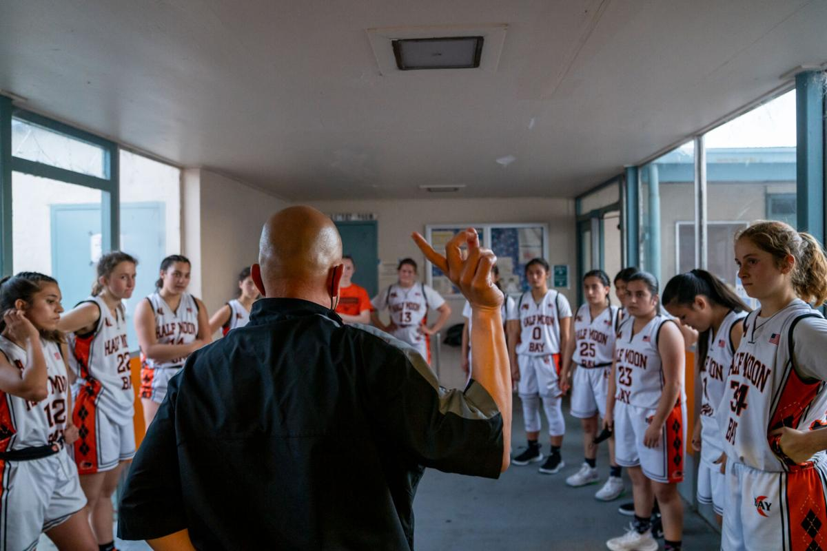 Coach Antonio Veloso speaks post playoff game