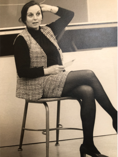 Dr. Ruth Chalmers Grant Knier