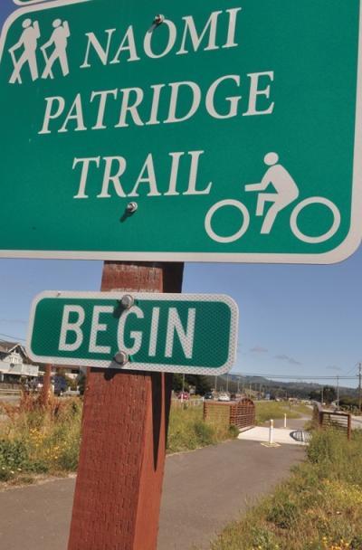 Naomi Patridge Trail