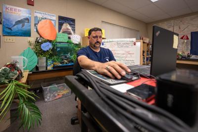 El Granada Science Teacher Bryan Felts