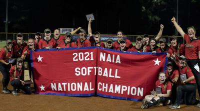 Southern Oregon Softball Champions 2021