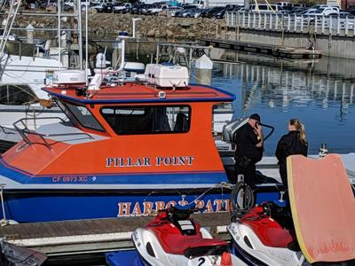 Harbor Patrol worked case
