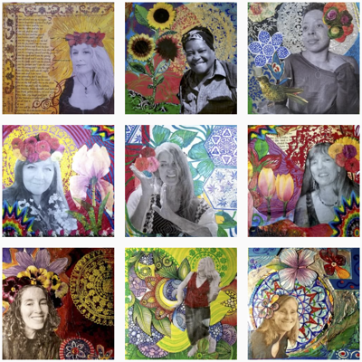 South Coast Artists' Alliance Invisible Goddess Project