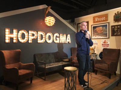 image-stand up, hop dogma