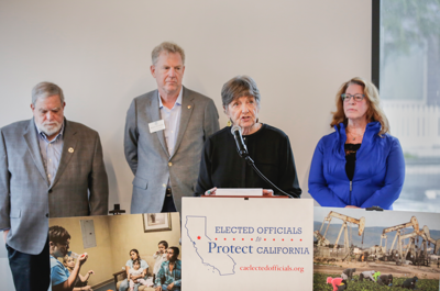 image-climate change press conference