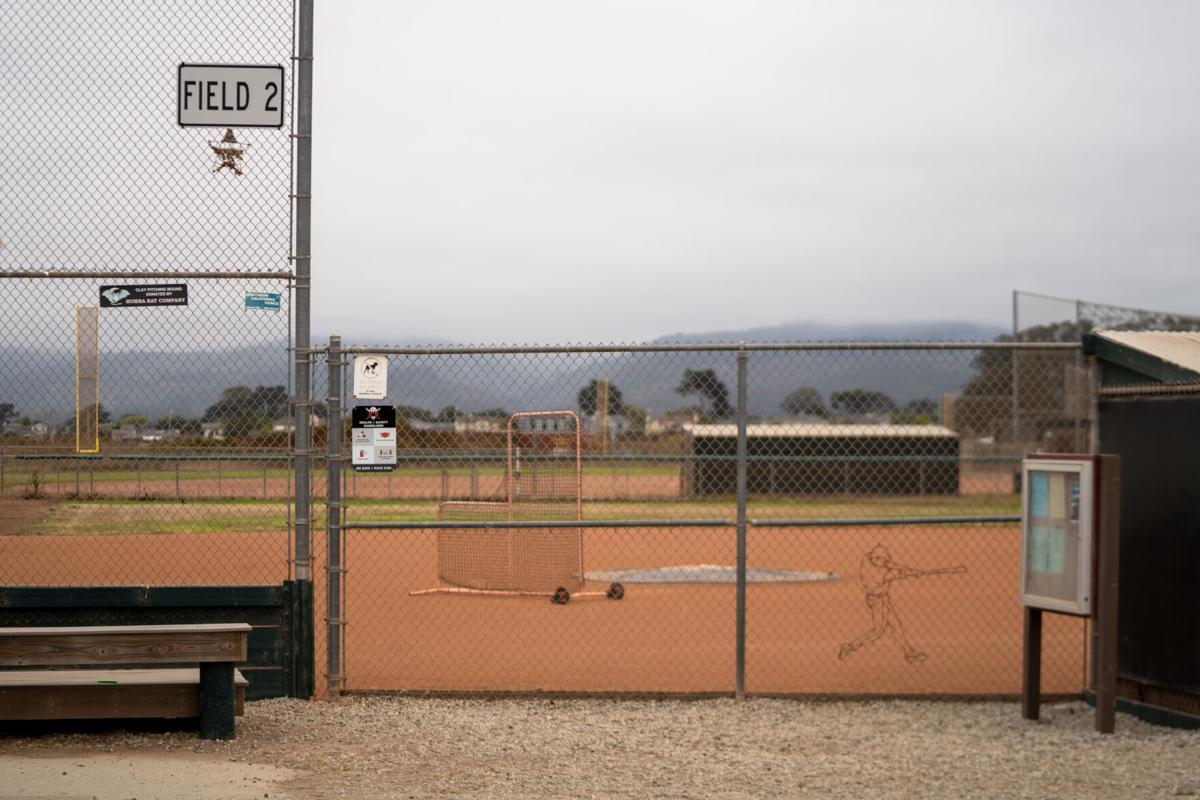 Smith Field Softball Diamond