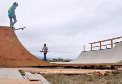 Sunday skate session