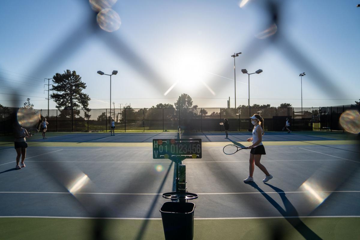 Girls tennis serves up long-awaited games