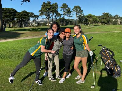 image- girls golf