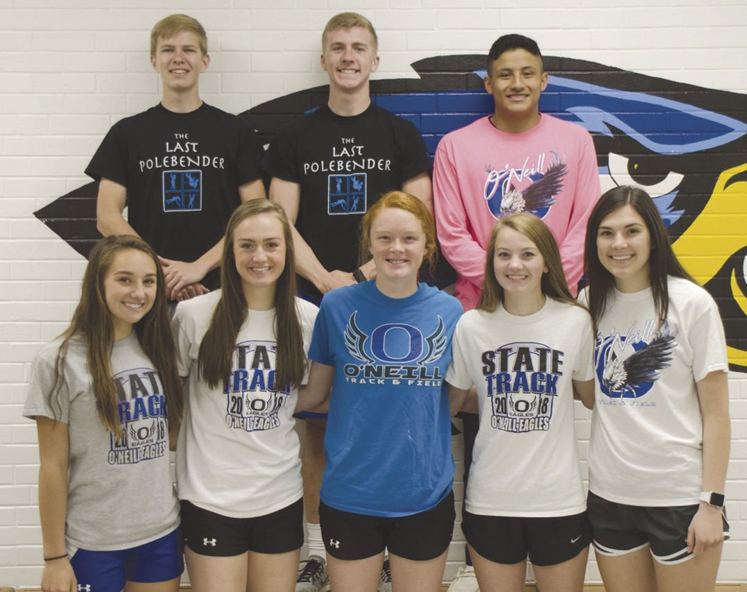 2019 State Track Qualifiers