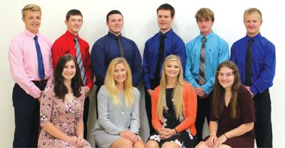 Stuart Homecoming Candidates